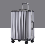 20 inch Suitcase Female Pull-rod Case Universal Wheel PC Travel Suitcase