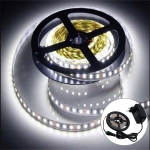YWXLight US Plus LED Strip 300led 5M 2835 SMD Red,Glenn, Warm White IP20 (Cold White)