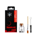 Demon Killer Handcraft Coil Kit (Interlock mini Alien 0.24ohm)