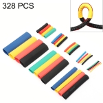 328 Colorful PCS Waterproof  High Toughness  Oxidation Resistance Seal Heat Shrinkable Tube