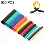 530 Colorful PCS Waterproof High Toughness Oxidation Resistance Seal Heat Shrinkable Tube