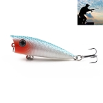 HENGJIA PO035 6cm/6g Simulation Hard Baits Fishing Lures Tackle Baits Fit Saltwater and Freshwater (1#)