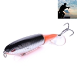HENGJIA PE018 10cm/13g Propeller Tractor Shaped Hard Baits Fishing Lures Tackle Baits Fit Saltwater and Freshwater (1#)