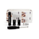 RBA/RDA Coil Tool Kit (Black)