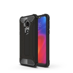 Magic Armor TPU + PC Combination Case for MOTO E6 (Black)