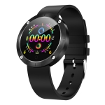 OUKITEL W5 1.22 inch Color Screen Smartwatch IP67 Waterproof, Support Call Reminder / Heart Rate Monitoring / Pedometer / Sedentary Reminder / Sport Mode / Sleep Monitoring (Black)