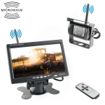 PZ-607-W1-A Wireless Single Cameras Rear View Camera Infrared Night Vision Rear View Parking Reversing System