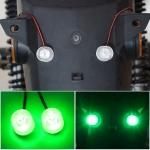 Car / Motorcycle 12 – 85V 1W Strobe Eagle Eye Light (Green Light)