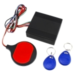 Motorcycle Modified Anti-Theft Device ID Card Induction Invisible Built-in Lock Smart IC Card Sensing Built-in Lock