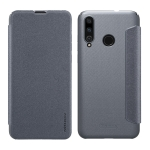 NILLKIN Frosted Texture Horizontal Flip Leather Case for Huawei Nova 4 (Grey)