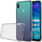 NILLKIN Nature TPU Transparent Soft Case for Huawei P Smart (2019) (Grey)