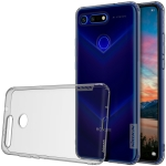 NILLKIN Nature TPU Transparent Soft Case for Huawei Honor View 20 (Grey)