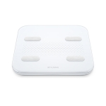 Yunmai Haoqing Color 2  Wireless Bluetooth Smart Digital Body Fat Scale Health Analyzer, Compatible with Android / iOS (White)