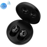 Xi9 Wireless Sports Charging Bin In-ear 5.0 Mini Bluetooth Earphone(Black)