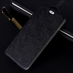 Egyptian Texture Horizontal Flip Leather Case for Lenovo A5, with Holder(Black)