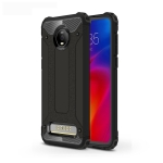 Magic Armor TPU + PC Combination Case for Motorola Moto Z4 Play (Black)