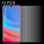 10 PCS 9H 2.5D Explosion-proof Tempered Glass Film for OPPO A7x / F9 (F9 Pro)