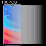 100 PCS 9H 2.5D Tempered Glass Film for OPPO A7x / F9 (F9 Pro)