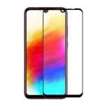 ENKAY Hat-Prince 0.26mm 9H 6D Curved Full Screen Tempered Glass Film for Xiaomi Redmi Note 7 (Black)