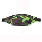 Multi-function Universal Outdoor Leisure Sport Waterproof Waist Bag(Green)