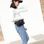 Multi-function Universal Outdoor Leisure Sport Waist Bag(Black)