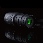 40×60 Pocket High Times High Definition Night Vision Focusing Monocular Telescope (Black)