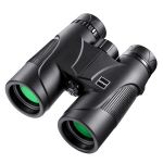 HTK-61-01 10×42 High Definition High Times Binoculars Telescope for Outdoor Camping Travel Mountaineering (Black)