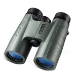 HTK-82 10×42 Night Vision Waterproof Binoculars Telescope for Travelling(Green)