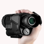 HTK-90 HD Night Vision Monocular Telescope, Support Photography / Video / SD Card