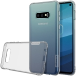 NILLKIN Nature TPU Transparent Soft Case for Galaxy S10 Lite (Grey)