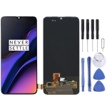 LCD Screen and Digitizer Full Assembly for OnePlus 6T (Black)