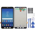 LCD Screen and Digitizer Full Assembly for Galaxy Tab Active2 8.0 LTE / T395(Black)