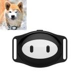 D79 IP68 Waterproof GPS+LBS Pet Locator Pet Collar Tracking Device(Black)