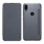 NILLKIN Frosted Texture Horizontal Flip Leather Case for Xiaomi Mi Play (Grey)