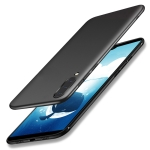 Ultra-thin Full Protection Matte TPU Case for Xiaomi Mi 9(Black)