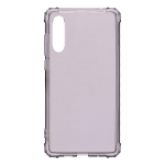 Simple Style Shockproof TPU Case for Xiaomi Mi 9 (Grey)