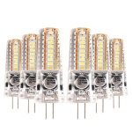 6PCS YWXLight G4 4W 36LEDs SMD 3014 Energy-saving Silicone Double Needle Lamp