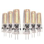 6PCS YWXLight G4 4W 36LEDs SMD 3014 Energy-saving Silicone Double Needle Lamp