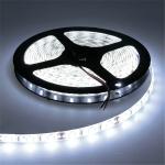YWXLight IP20 300LEDs 5M SMD 5630 LED Strip Flexible LED Ribbon For Home Decoration DC 12V (Cold white)