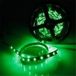 YWXLight IP20 300LEDs 5M SMD 5630 LED Strip Flexible LED Ribbon For Home Decoration DC 12V (Green)