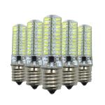 5PCS YWXLight E17 5W 80LEDs SMD 4014 Energy Saving LED Silicone Lamp (Cold White)