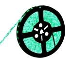 YWXLLight 5m 300LEDs SMD 5050 Green Red Waterproof Brightness Flexible LED Light Bar Strip DC 12V (Green)