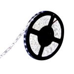 YWXLLight 5m 300LEDs SMD 5050 Warm White , Blue , Cold White Waterproof Brightness Flexible LED Light Bar Strip DC 12V (Cold White)