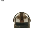 2 PCS Perkey Lov Replacement Pod Cartridge (Black)