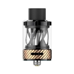 Uwell Nunchaku Tank Atomizer 5ml, Standard Edition (Black+Gold)