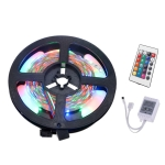 YWXLight 5M 3528SMD Dimmable Bare Flexible Strip with 24 Keys Remote Control
