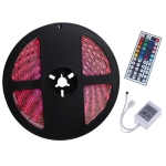 YWXLight 5M 5050SMD Dimmable IP65 Waterproof RGB Light Strip with 44-keys Remote Control