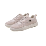 Round Head Llightweight Outdoor Casual Shoes for Men (Color:Beige Size:39)