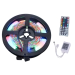 YWXLight 5M 3528SMD RGB Bare Flexible LED Strip Light with 44 Keys Remote Control