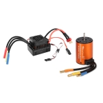 60A 3650 4300KV Waterproof Brushless Remote Control Car Motor Electronic Speed Controller